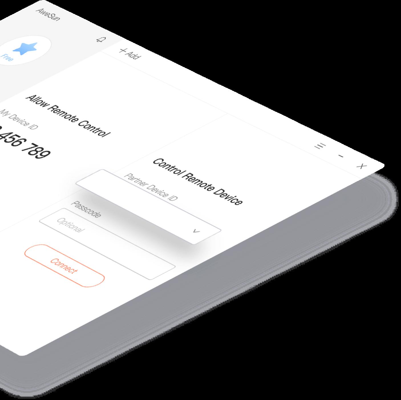 AweSun Remote Desktop Software